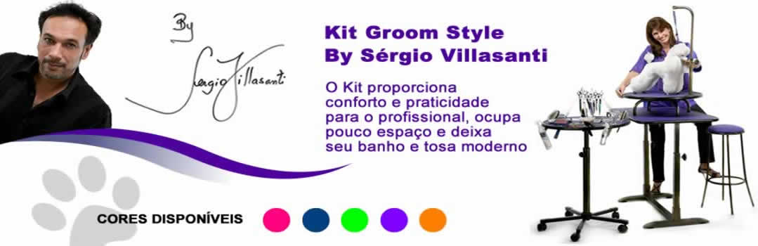 Kit Groom Style By Sérgio Villasanti